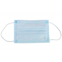 Wholesale FDA OEM Anti Dust 10pcs/Bag Disposable 3 Ply Earloop Mask from china suppliers