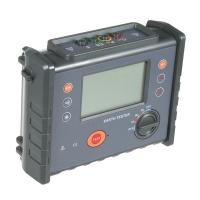 Reliable Digital Earth Resistance Tester DC 6V Chargeable Battery Power Supply