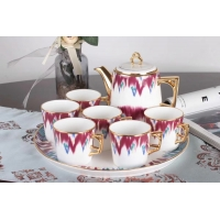 Wholesale Oxidized Proof Handmade Thin 8oz Fine Porcelain Coffee Cups from china suppliers