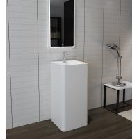 Wholesale Smooth Freestanding Bathroom Basin  Stand Alone Bathroom Vanity from china suppliers