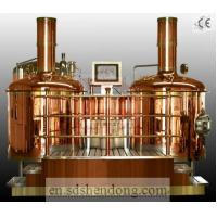 Beer mash tun saccharifying system of shendong for Craft kettle brewing equipment