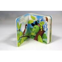 Wholesale Children Carton Pop Up Book Printing , CMYK Full Color And Aqueous Coating from china suppliers