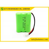 Wholesale Long Service Life 3.6 V NIMH Battery Pack 3.6 Volt 800mah Phone Battery from china suppliers