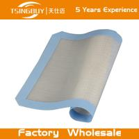 Wholesale Non-sticking  heat resistant silicone mat with FDA//LFGB approval from china suppliers