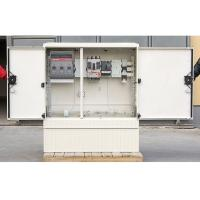 Wholesale Busbar System Power Distribution Cabinet For 400V Circuit Flame Retardant V0 from china suppliers