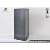 Wholesale Luxurious Cardboard Wine Boxes Glossy Art Paper Materials Environmental Friendly from china suppliers