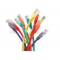 Wholesale Unshielded 4 Twisted Pair 3m RJ45 Colorful CAT5E Patch Cord UTP from china suppliers