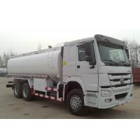 Wholesale Mobile Fuel Dispensing Trucks 6x4 22000L , Gasoline / Diesel Refueling Truck from china suppliers