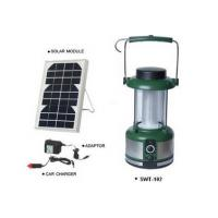 Buy cheap Solar Lamps from wholesalers