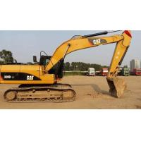 Wholesale Used excavator 2012 CAT 320 used excavator 21 ton & 1.2m3bucket Caterpillar 320D digger excavator from china suppliers
