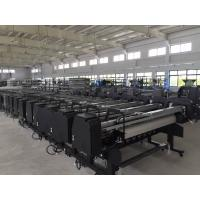 Wholesale factory price.1.8m  Eco solvent printer with double epson dx5 print head from china suppliers