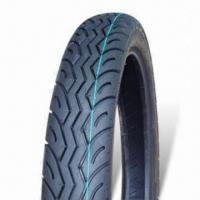Buy cheap Motorcycle Tire with Good Quality, Comes in Different Sizes from wholesalers