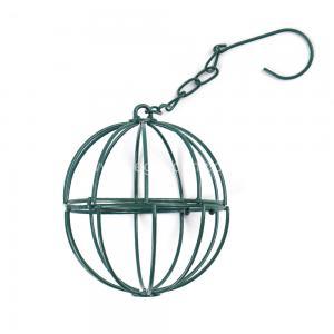 Wholesale Backyard Spherical Bird Feeder , Environment Friendly Steel Bird Feeder from china suppliers