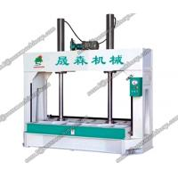Buy cheap 50t hydraulic cold press machine for woodworking door making from wholesalers