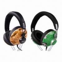 Wholesale Hi-Fi Headphones with Frequency Response of 20 to 20KHz from china suppliers