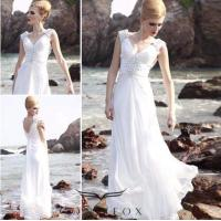 Wholesale custom white sleeveless long quinceanera prom dresses from china suppliers