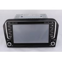 Wholesale DVD VCD MP4 MP3 Jetta 2013 Volkswagen GPS Navigation System 1024*600 from china suppliers