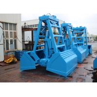 Wholesale Cargo Ship 25T Remote Control Grab / Remote Controlled Clamshell Grab Bucket from china suppliers