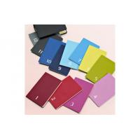 Wholesale hard cover handmade leather notebook from china suppliers