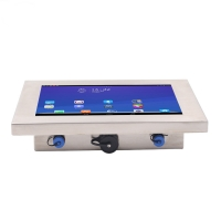 Wholesale 10.1 Inch SAW Touchscreen Outdoor LCD Display 1xUSB from china suppliers