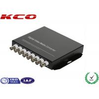 Wholesale Fibre Optic Media Converter Ethernet Copper Data Voice Video Type from china suppliers
