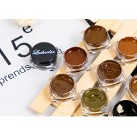 Wholesale Professional Custom Semi-Permanent Makeup Pigment For Eyebrow / Tattoo from china suppliers