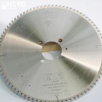Wholesale 120T Pcd Saw Blades , Diamond Tipped Saw Blade Sandwich Soldering Flake from china suppliers