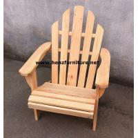 Wholesale wood adirondack chair from china suppliers
