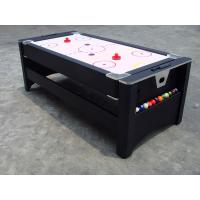 Indoor Full Size Air Hockey Table Swivel Game Table Sturdy Legs For