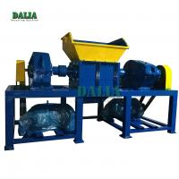 Wholesale High Performance Smashing Metal Shredder Machine Slow Speed 500kg/h Capacity from china suppliers