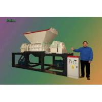 Wholesale PP / PE Waste Plastic Crusher , Plastic Recycling Shredder Machine Eco Friendly from china suppliers