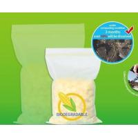 Corn Starch Biodegradable Zipper Bags - packingziplockbags