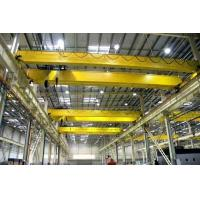 Buy cheap 20 T 22m 12m Double Girder Overhead Cranes Compact Design And Optimal Space from wholesalers