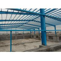 Wholesale Painting High Rise Structural Steel Plant , Workshop Pre Engineered Steel Buildings from china suppliers