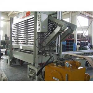 Wholesale Hot hydraulic press,plywood machine,wood door machine,veneer machine from china suppliers