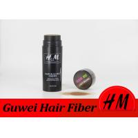 China Multi Color Hair Building Fiber Hair Regrowth For Men 12g No Side Effect wholesale