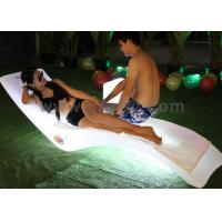Outdoor Using Plastic waterproof  deck chair swimminglounge chair can make different colors