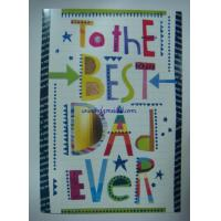 China Father's Day Card on sale