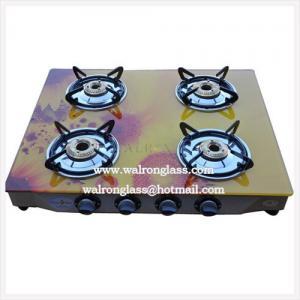 China 4 Burner Gas Stove /Gas Burner/Gas Hob/Gas Cooker Glass Tops on sale