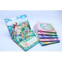 Wholesale Case Bound Kids Pop Up Book Printing / Hardback Book Printing Services from china suppliers
