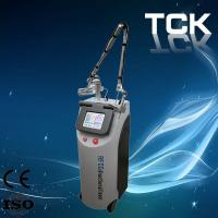 Wholesale RF Co2 Fractional Laser Scar Removal Skin Renewing Machine Less pain 30W from china suppliers
