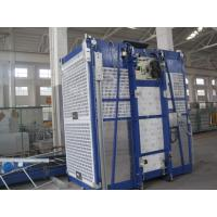 Wholesale Twin Cage Personnel Hoist Industrial Lift Construction Elevator from china suppliers