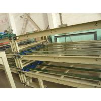 Wholesale Dual Channel Roll Style System Board Making Machine for 2 - 60mm Thickness Mgo Board from china suppliers