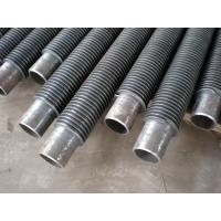 Wholesale Refrigerator freezer aluminum spiral fin tube evaporator coil for rice factory from china suppliers