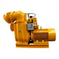 Wholesale self suction self priming water pump diesel engine driven sewage pump from china suppliers