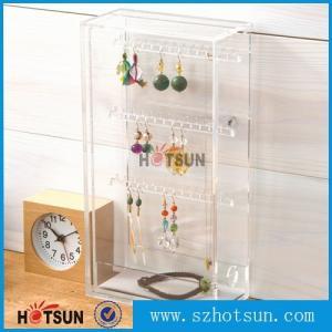 China Clear Small Acrylic Box, Transparent Acrylic Box, Acrylic Jewelry Box on sale