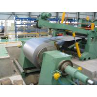 Wholesale 9CrSi carbon steel Stainless High Speed Automatic Colored Sheet metal Slitting Machine from china suppliers