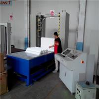 China Full-Automatical Durable Hot Wire Foam Cutting CNC Machine For EPS 2D Shape on sale