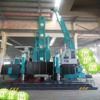 Wholesale Mini Hydraulic Pile Driving Machine , Pile Foundation Equipment OEM Service from china suppliers