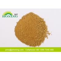Yellow Granule Phenol Formaldehyde Resin , Phenolic Molding Powder  For Toaster Parts